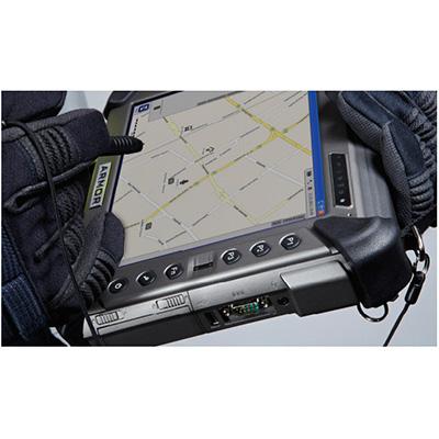 Rosenbauer ARMOR X10gx tablet for emergency purpose