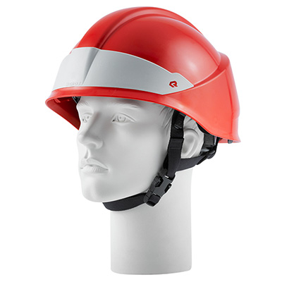 Rosenbauer Heros-Matrix helmet for forest fire and rescue operations
