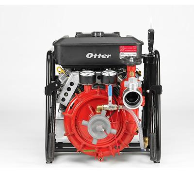 Rosenbauer Otter portable fire pump