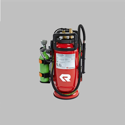 Rosenbauer Poly Portex SL 10 portable CAFS extinguisher