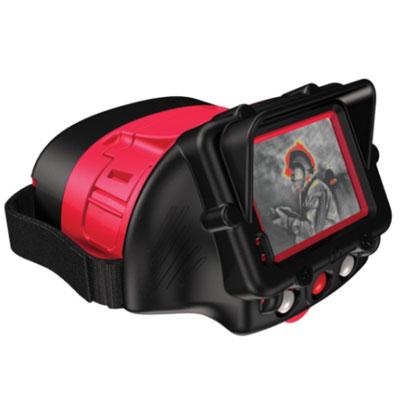 Rosenbauer Thermal imaging camera ARGUS®4 with visibility through dense smoke and darkness