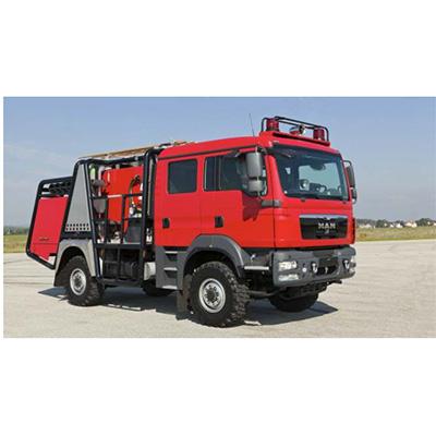 Rosenbauer TLF 3200/150 forest fire fighting vehicle