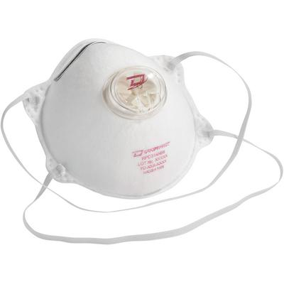 Protective Industrial Products 270-RPD514N95 Economy N95 Disposable Respirator - 10 Pack