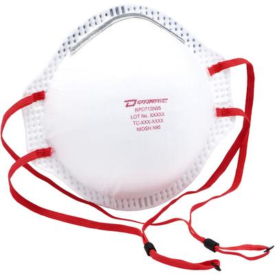Protective Industrial Products 270-RPD713N95 N95 Disposable Respirator - 20 Pack