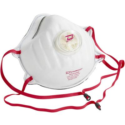 Protective Industrial Products 270-RPD814P95 P95 Disposable Respirator with Valve - 10 Pack