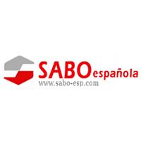 SABO Espanola SE-UAKMV oscillating handwheel operated monitor