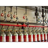 Safe Antincendi FLYSAFE™ IG 100 inert gas system