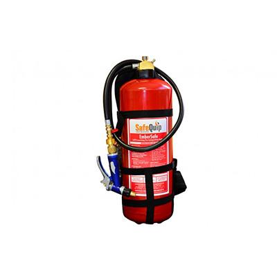 Safequip Embersafe water type fire extinguisher