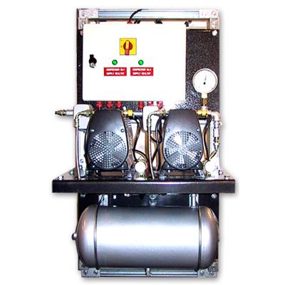 Sale Engineering Products Ltd SEP400.OF/LPC Duplex Air compressor