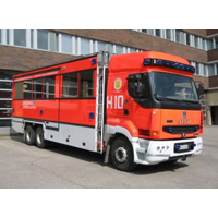 Sammutin MCPV mobile command post vehicle