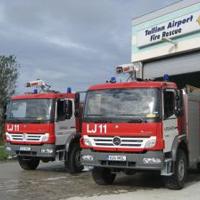 Sammutin Saurus AM36/2 airport rescue vehicle