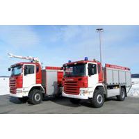 Sammutin Saurus AS80/10+250 airport rescue vehicle