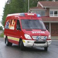 Sammutin Saurus FL10 fire engine