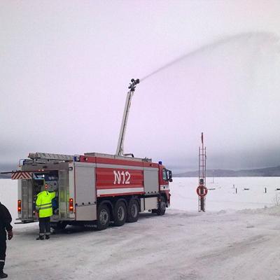 Sammutin Saurus FS40/80 tanker