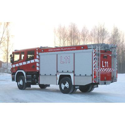 Sammutin Saurus FSC29 fire crewcab
