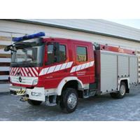 Sammutin Saurus RMC rescue vehicle