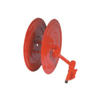 Sanal Corp SNL07-01 fire hose reels