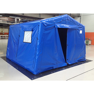 Savatech 542133 inflatable decon shelter