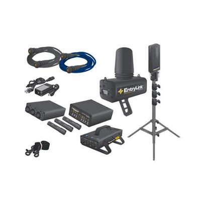 Savox Communications EntryLink Diversity wireless handheld video camera system