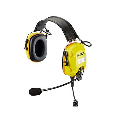 Savox Communications XG N-H hearing protector headset