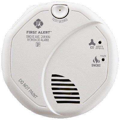 First Alert SC7010B photoelectric smoke and carbon monoxide detector