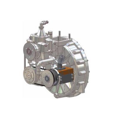 Schlingmann AutoMix 72 GB Electronically controlled Druckzumischanlage