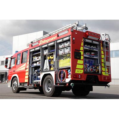 Schlingmann LF10/HLF10 road universal fire truck