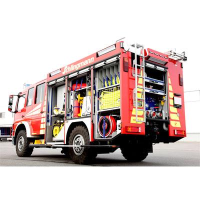 Schlingmann LF10/HLF10 wheel universal fire truck