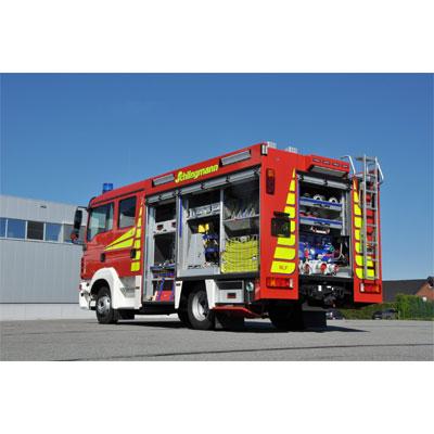 Schlingmann MLF universal fire truck