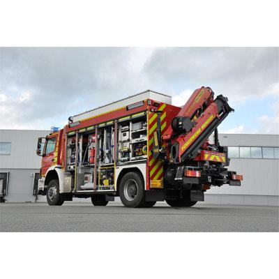 Schlingmann RW Crane universal standard vehicle