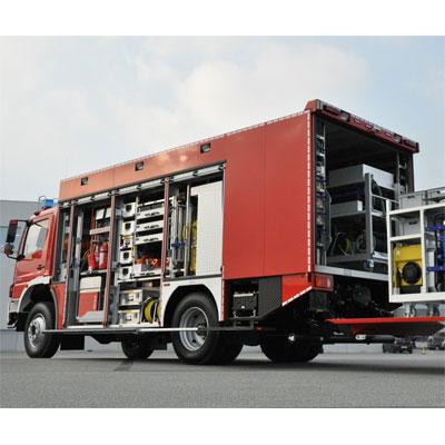 Schlingmann RW liftgate universal standard vehicle