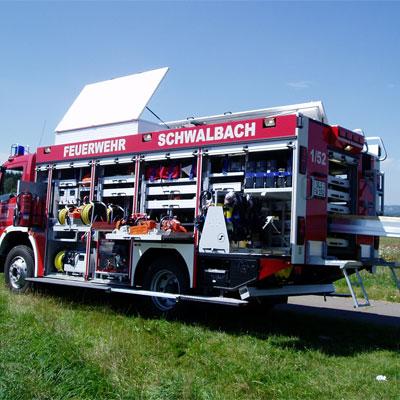 Schlingmann RW universal standard truck