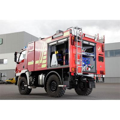 Schlingmann TLF 2000 Unimog U20 universal fire truck