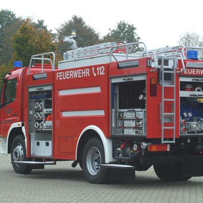 Schlingmann TLF 3000 module universal standard truck