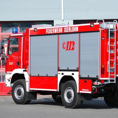Schlingmann TLF 3000 QuadraVA universal standard truck