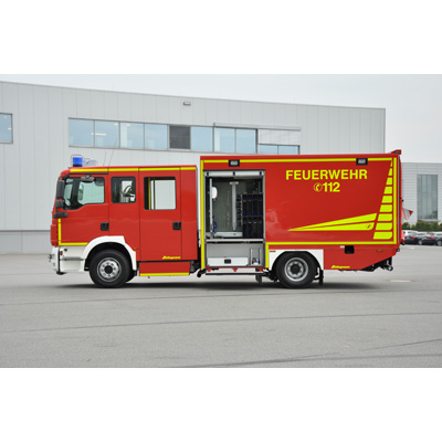 Schlingmann TSF-W-logistics Universal combination vehicle body