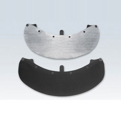Schuberth Nape protector NPH1 and NPH2 Silver Pro and Classic