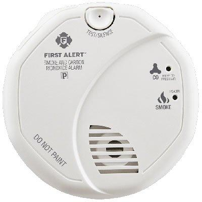First Alert SCO5CN photoelectric smoke and carbon monoxide detector