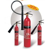 SFFECO CD2G Class B gas extinguisher