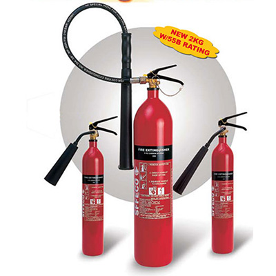 SFFECO CD5G Class B gas extinguisher