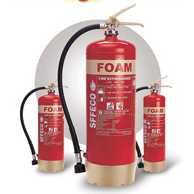 SFFECO FX6 6 litre capacity foam extinguisher