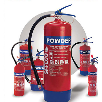 SFFECO PD4 dry powder extinguisher