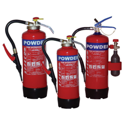 SFFECO PDC10 portable dry powder extinguisher