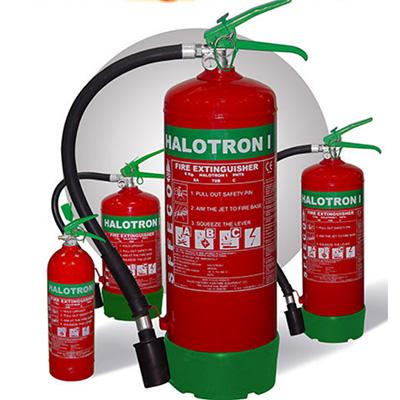SFFECO PHT-6 6KG Halotron I extinguisher