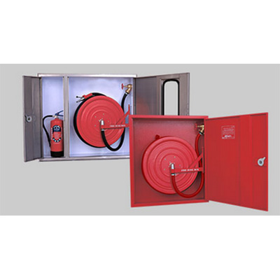 SFFECO SF300 fire hose reel and cabinet