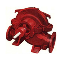 SFFECO SFE 100/26 end suction centrifugal pump