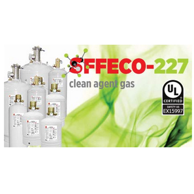 SFFECO SFFECO-27 UL listed fire extinguishing system