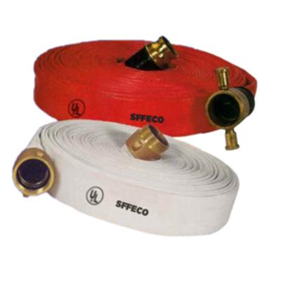 SFFECO SFSJ40R-UL 1.5 inch single jacket UL fire hose