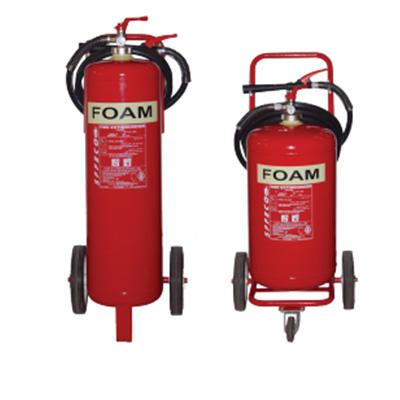 SFFECO TFC50 CO2 cartridge model mobile foam fire extinguisher