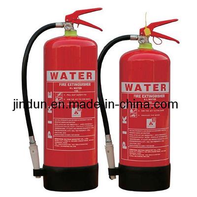Shanghai Jindun Fire-Fighting Security Equipment JDFE0309 water fire extinguisher